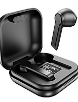 cheap -A1 True Wireless Headphones TWS Earbuds Bluetooth5.0 with Microphone with Charging Box Fast Charging for Apple Samsung Huawei Xiaomi MI  Fitness Running Traveling Mobile Phone