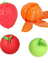 cheap -Pressure Release Antistress Toy Cute Durian Stress Relief Vent Pinch Children's Fruit Toy Simulation Flour Pineapple Fidget Toys