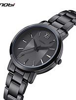 cheap -Sinobi 2021 Fashion Lover Quartz Watches Simple Dress Man Woman Watch Couple Wristwacthes Wedding gift Clcok Relojes Homble