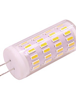 cheap -10pcs 4pcs 1pc 3 W LED Bi-pin Lights 300 lm G4 63 LED Beads SMD 4014 Dimmable