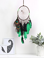 cheap -Bird spirit wind dream catcher feather hangings wall hangings dream chasers feather ornaments