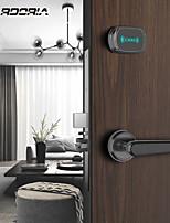 cheap -Advanced Rfid Alloy Door Electronic Lock Hotel Card Reader Split bathroom Hotel Lock For Hotel Rf System