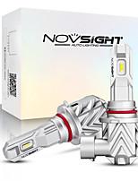 cheap -NOVSIGHT 50W 10000LM Car LED Headlight for Cars H4 H1 H7 H11 9005/HB3 9006/HB4 LED Light Bulbs 6000K Auto Car Headlamp Kit 12V DC 2pcs