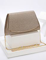 cheap -Women's Bags PU Leather Evening Bag Party / Evening Evening Bag Blushing Pink Silver Gold Black