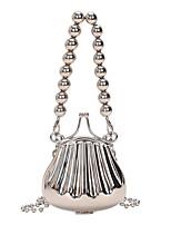 cheap -Women's Bags Evening Bag Daily Date Evening Bag Silver