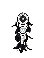 cheap -Creative new Indian dream catcher air bell hanging decoration personality design birthday gift home decoration pendant