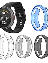cheap -Cases For Polar Polar Vantage V2 TPU Screen Protector Smart Watch Case Compatibility