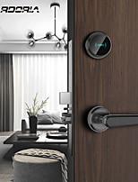 cheap -2021 New Aluminum alloy Split Design Hotel Rfid Electronic Lock Intelligent Split Door Handle Lock Living Room Door Lock
