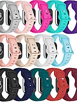 cheap -watch bands compatible with apple watch band 38mm 40mm 41mm 42mm 44mm 45mm, soft silicone sport replacement band sport wrist strap for iwatch series se 7 6 5 4 3 2 1, women men (38/40/41mm,14pack)