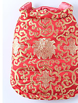 cheap -Dog Cat Dog clothes Toile Cute Casual / Daily Dog Clothes Puppy Clothes Dog Outfits Red Costume for Girl and Boy Dog Polyester S M