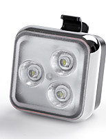 cheap -LED Bike Light Rechargeable Bike Light Set Front Bike Light LED Bicycle Cycling Waterproof Portable Professional Durable Rechargeable Li-Ion Battery 280 lm Rechargeable Battery Natural White Camping