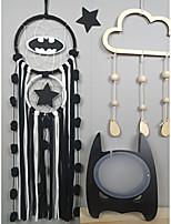 cheap -Cartoon Bat Dream Catcher Childrens room pendant birthday present