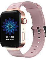 cheap -KESHUYOU K70 Smartwatch Fitness Running Watch Bluetooth Sleep Tracker Heart Rate Monitor Sedentary Reminder Message Reminder Call Reminder Step Tracker 44mm Watch Case for Android iOS Women Men