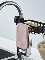 cheap -2PCS Bathroom and Kitchen Shelf Shower Storage Basket Adjustable Drain Shelf Sundries