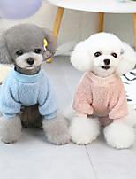 cheap -pet clothes dog clothes autumn and winter clothes new teddy small dog pet clothes winter 21 back bear fleece
