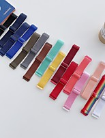 cheap -Smart Watch Band for Samsung 1 pcs Sport Band Nylon Replacement  Wrist Strap for Gear Sport Gear S2 Classic Samsung Galaxy Watch 42mm Samsung Galaxy Watch Active 2 Samsung Galaxy Watch 3 41mm 20mm