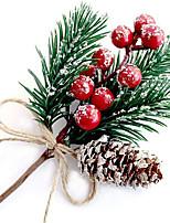 cheap -2pcs Christmas Decorations Wedding Decorations Christmas Ornaments, Holiday Decorations Party Garden Wedding Decoration 6*16 cm