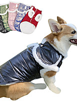 cheap -cloak new pet clothing autumn and winter pet clothes waterproof dog clothes outdoor dog clothes cotton coat
