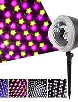cheap -Projector Light Laser Light Projector Party Outdoor Multi-colors Bedroom Decor Halloween Gift