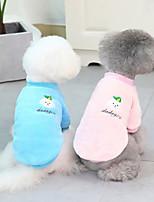 cheap -pet clothes dog clothes autumn and winter new teddy clothing small dog pet clothing 21 da da dog fleece