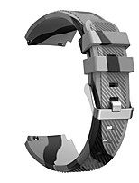 cheap -Smart Watch Band for Samsung 1 pcs Sport Band Silicone Replacement  Wrist Strap for Samsung Gear S3
