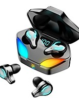 cheap -X1 Gaming Headset Bluetooth 5.1 HIFI with Charging Box Waterproof IPX7 for Apple Samsung Huawei Xiaomi MI  Everyday Use Traveling Outdoor Mobile Phone