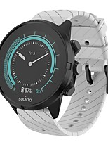 cheap -Smart Watch Band for Suunto 1 pcs Sport Band Silicone Replacement  Wrist Strap for SUUNTO 9