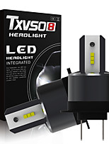 cheap -TXVSO8 Headlight LED H7 for Focus Super Bright H7 Car Led Light Bulb 6000K Headlight CSP 110W 26000LM LED Headlamp Replacement Bulbs for Ford Focus 2000-2022 Year 2pcs