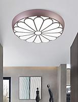 cheap -LED Ceiling Light 50 cm Dimmable Flush Mount Lights Metal Modern Style LED 110-240 V