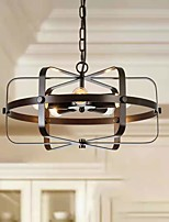 cheap -40 cm Island Design Pendant Light Metal Vintage Style Island Painted Finishes Vintage Country 220-240V
