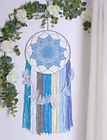 cheap -Fresh girl room sunflower dream catcher decoration pendant home stay decoration pendant home decoration dream catcher