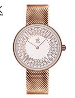 cheap -Shengke Gold Watch Women Watches Ladies Creative Steel Women's Meshband Watches Female Clock Relogio Feminino Montre Femme