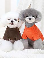 cheap -2021 new pet autumn and winter clothes teddy medium-sized dog dog restaurant two-legged fleece pet clothes on behalf of