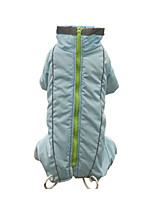 cheap -thickened cotton-padded coat for dogs