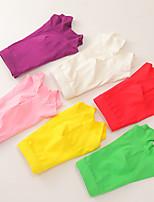 cheap -Men's Basic Simple Pure Color Sexy Panties Boxer Briefs High Elasticity Low Waist Sexy 1 PC Purple M