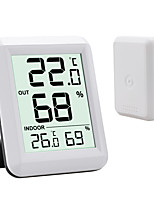 cheap -LITBest TS-FT0421 Multi-function / Durable LCD Digital Thermometer Hygrometer 0-60(℃) Home life, Measuring temperature and humidity
