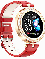 cheap -iMosi S28 Smartwatch Fitness Running Watch Bluetooth Pedometer Sleep Tracker Heart Rate Monitor Message Reminder Call Reminder Camera Control IP 67 43mm Watch Case for Android iOS Women
