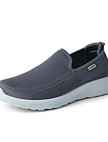 cheap -Men's Loafers & Slip-Ons Sporty Casual Classic Daily Outdoor Walking Shoes Tissage Volant Purple Red Gray Fall Winter