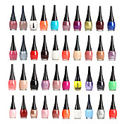Colorful Nail Polish (40 Pcs)