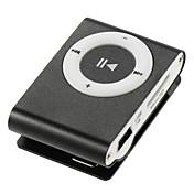 Sanshuai® Mini Clip Metal USB MP3 Music M...