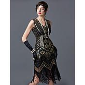 The Great Gatsby Charleston Retro 20er Fl...