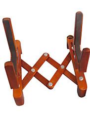 abordables -alto grado de plegamiento soporte plegable de madera de violín