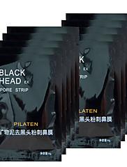 abordables -Masque Liquide Reserrement des Pores / Nettoyage / Points Noirs Visage Chine Trompette