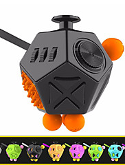 cheap -Fidget Desk Toy Fidget Cube for Killing Time Stress and Anxiety Relief Focus Toy Classic Pieces Kid's Adults' Boys' Girls' Toy Gift