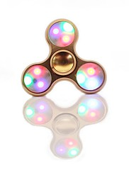 cheap -Fidget Spinner Hand Spinner LED Spinner High Speed for Killing Time Stress and Anxiety Relief Focus Toy Office Desk Toys Relieves ADD, ADHD, Anxiety, Autism LED Light Kid's Adults' Boys' Girls'