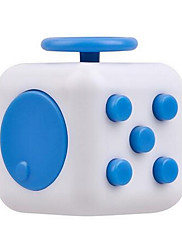 cheap -Fidget Toy Fidget Cube Stress Reliever Stress and Anxiety Relief Multi Function Quiet and Mute relaxation Adults' Silicon Rubber