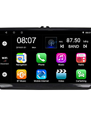 cheap -Factory OEM YYD-9010G 9 inch 2 DIN Android 8.1 In-Dash Car DVD Player Quad Core for Volkswagen RCA / Audio / GPS Support MOV / M3V / AMV MP3 / WMA / WAV JPEG / GIF / BMP