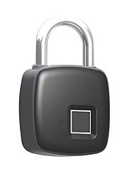 billiga -Anytek P3 Zink Alloy Lås / Lösenord Fingeravtryckslås / Fingeravtryck hänglås Smart Hem Säkerhet iOS / Android Systemet Fingeravtryckslåsning Hushåll / Hem / Hem / kontor Annat / Säkerhetsdörr
