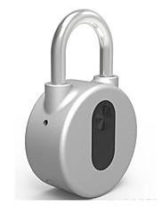 billiga -YS50 Zink Alloy / Aluminiumlegering Fingeravtryck hänglås Smart Hem Säkerhet Systemet Fingeravtryckslåsning Hem / kontor Annat (Upplåsningsläge Fingeravtryck)