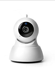 cheap -European regulations US regulations icsee wireless surveillance camera wifi remote intelligent network HD night vision 720P shaking head machine